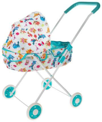 Коляска Фантазия 67316 Голубая для кукол Mary Poppins