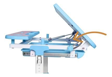 Комплект детской мебели Mealux Парта и стул EVO-05 с лампой голубой