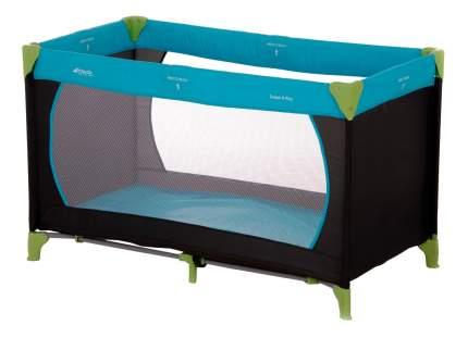 Манеж детский Dream Play (water blue) hauck