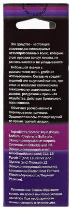 Спрей для волос DNC Антистатик для волос 30 мл