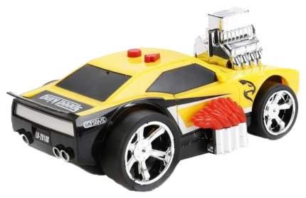Машинка пластиковая Играем Вместе Гоночный автомобиль 1110B128-R со светом и звуком