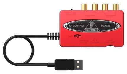 Аудиоинтерфейс Behringer U-CONTROL UCA222
