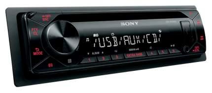 Автомобильная магнитола Sony 4x55Вт
