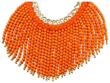 Колье Bradex Бохо оранжевый