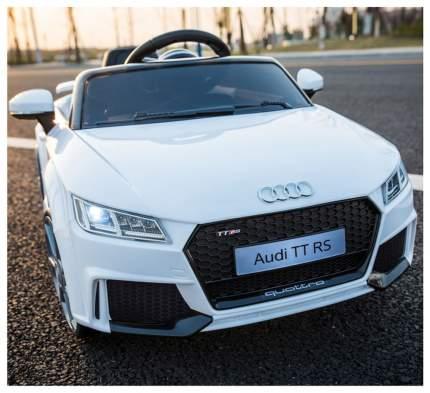 Электромобиль Shenzhen Toys р/у Audi TT RS (на аккум., свет, звук), белый