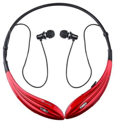Беспроводные наушники Awei A810BL Red