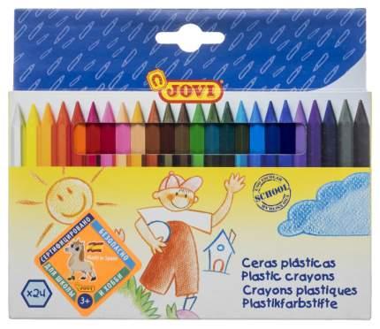 Карандаши цветные Jovi 24 цвета