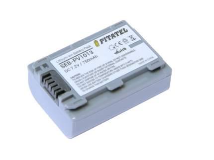 "Аккумулятор Pitatel ""SEB-PV1013"", для Sony DCR-DVD/HC/SR/HDR-HC Series, 750 мАч"
