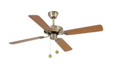 Потолочный вентилятор Faro Barcelona Yakarta Old Gold (33711FAR)
