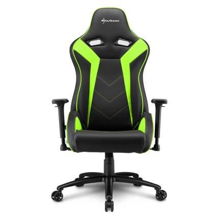 Кресло компьютерноеElbrus 3 Black/Green