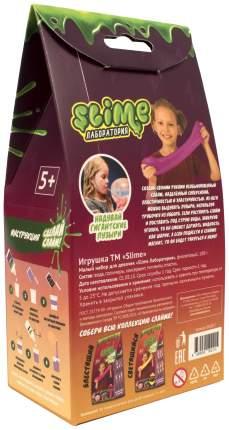 """Набор для девочек малый """"Slime"""" """"Лаборатория"""", фиолетовый магнитный, 100 гр."""