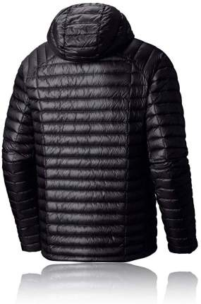 Куртка Mountain Hardwear Ghost Whisperer Hooded Down, black, M INT