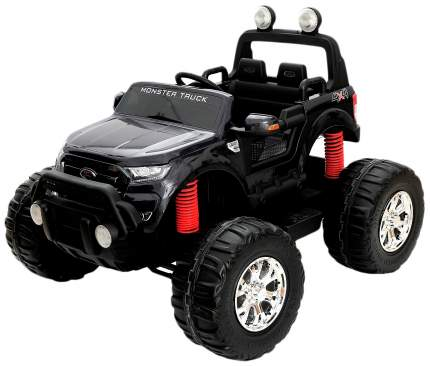 Электромобиль FORD RANGER, 4WD полный привод, глянец чёрный, EVA, монитор Sima-Land