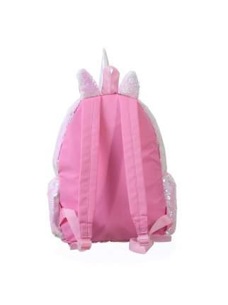Рюкзак с пайетками Единорог с сердцем Bright Dreams перламутровый