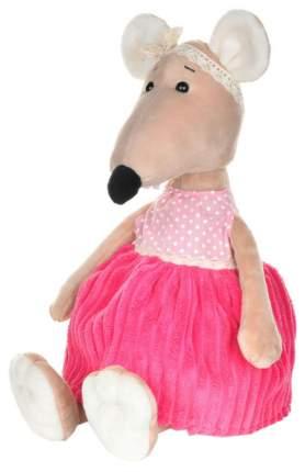 """Мягкая игрушка """"Крыса Анфиса в розовом платье"""", 27 см"""