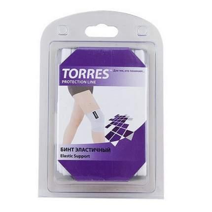 Бинт эластичный Torres на ногу, нейлон