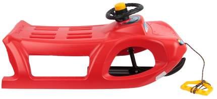 Санки Prosperplast ZIGI-ZET CONTROL red (красный)
