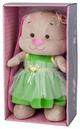 Мягкая игрушка Jack&Lin Зайка в Зеленом Платье 25 см