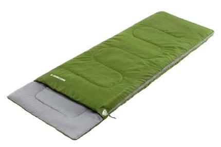 Спальный мешок Trek Planet Ranger Comfort JR зеленый, левый