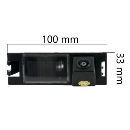 Камера заднего вида AVEL AVS327CPR для Hyundai ix35 2010-2015