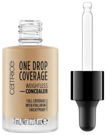 Консилер Catrice One Drop Coverage Weightless 050 Light Natural 7 мл