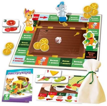 Настольная игра Vladi Toys Зообизнес VT2309-10