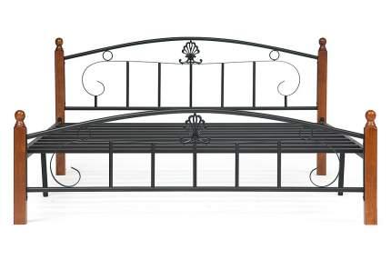 Кровать полутораспальная TetChair Румба 120х200 см, красный/черный