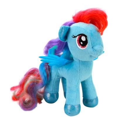 Мягкая игрушка Мульти-Пульти Пони радуга (my little pony) озвученная 18 см