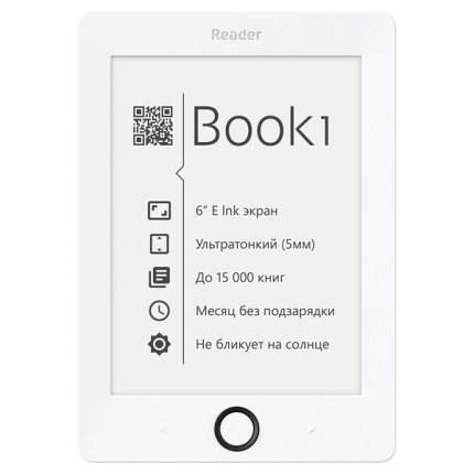 Электронная книга PocketBook Reader Book 1 White/Black
