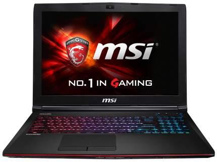 Ноутбук игровой MSI GE72 6QF-009RU Apache Pro