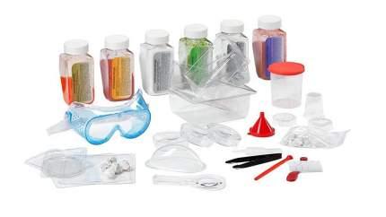 Набор для выращивания кристаллов Bondibon 15 экспериментов
