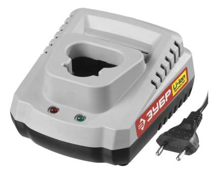 Зарядное устройство для аккумулятора электроинструмента Зубр БЗУ-10.8-12 М1
