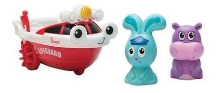 Развивающая игрушка Ouaps Спасатель Бани на катере