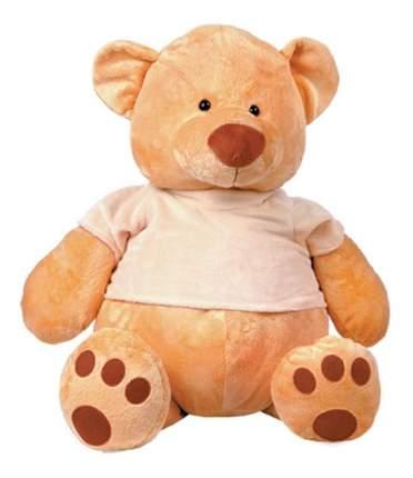Мягкая игрушка Gulliver Медведь МИША в майке сидячий, 40 см