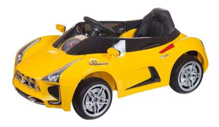 Электромобиль babyhit sport-car-yellow