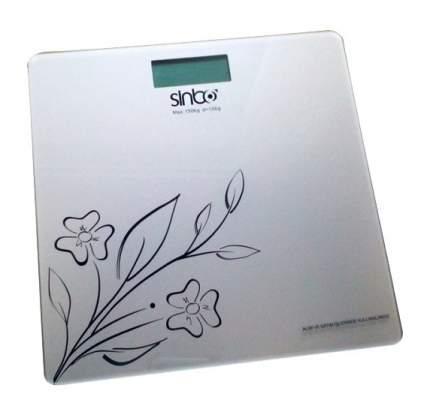 Весы напольные SINBO SBS 4421 белый