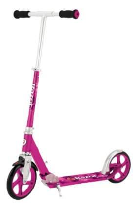 Самокат Razor A5 Lux розовый