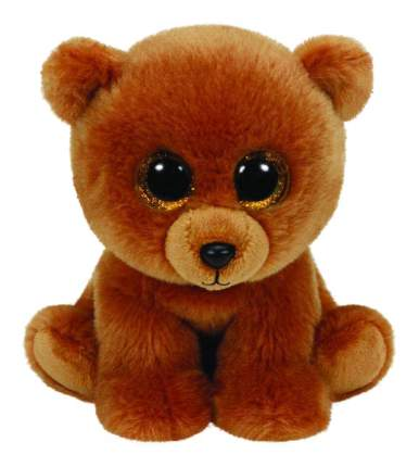 Мягкая игрушка TY Classic Мишка коричневый Brownie, 25 см