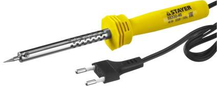 Паяльник электрический Stayer 55305-40