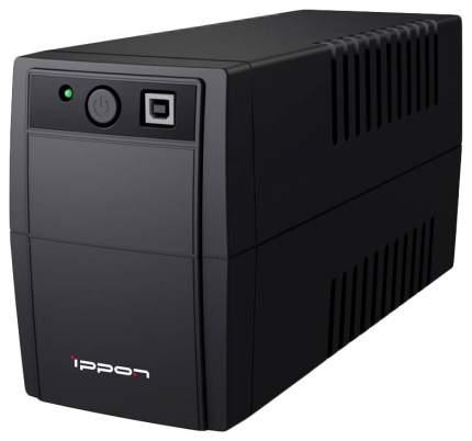 Источник бесперебойного питания IPPON Back Basic 850 Черный