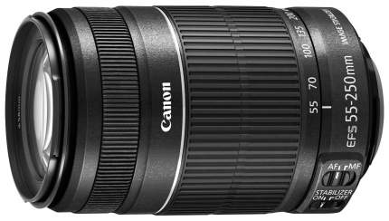 Объектив Canon EF-S 55-250мм f/4.0-5.6 IS STM