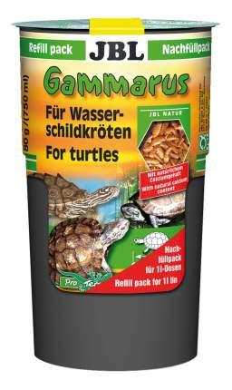 Корм для рептилий JBL Gammarus для водных черепах, очищенный, специальная упаковка, 750мл
