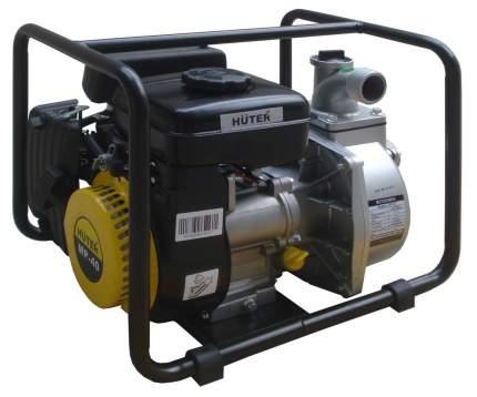 Бензиновая мотопомпа HUTER MP-40