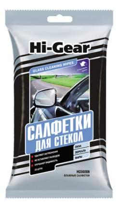 Салфетки для стекол Hi Gear HG5606N