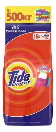 Порошок для стирки Tide expert color для цветных тканей 15 кг