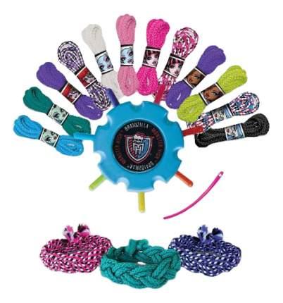 Большой набор для плетения Monster High фенечек Школа монстров