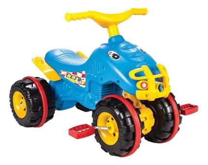 Педальная машина Pilsan Квадроцикл Cenk ATV