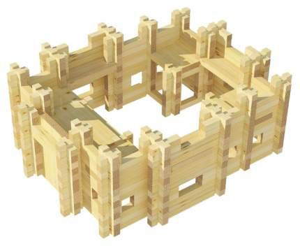 Конструктор деревянный Лесовичок Крепость №2 les 018