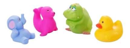 Набор игрушек для купания BabyOno, 4 шт.