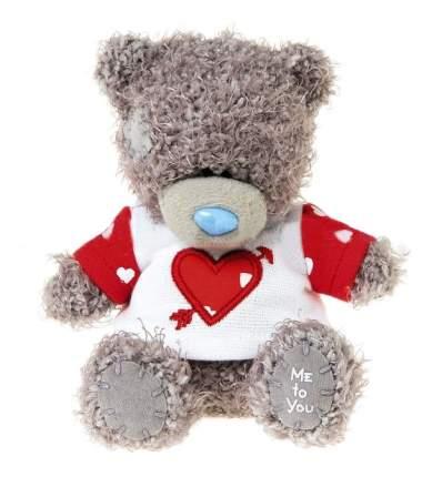 Мягкая игрушка Me to You Мишка Тедди в Футболке G01W3807, 10 см